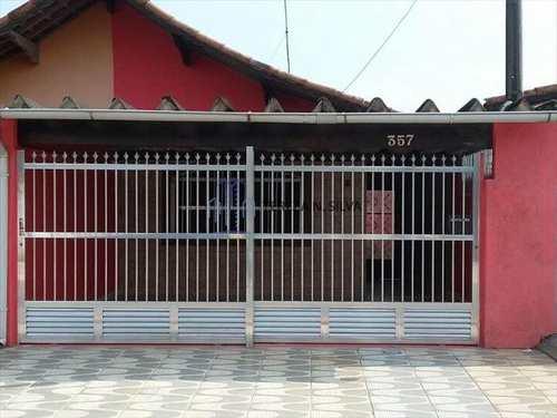 Casa, código 1184 em Praia Grande, bairro Mirim