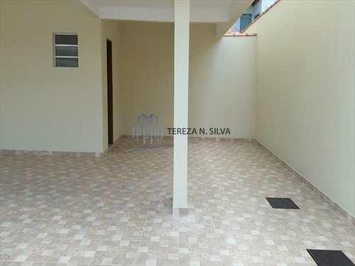 Casa, código 1185 em Praia Grande, bairro Samambaia