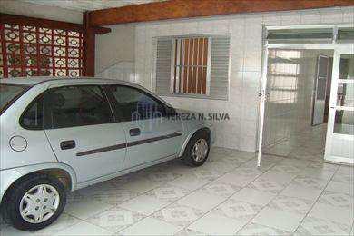 Casa, código 946 em Praia Grande, bairro Guilhermina