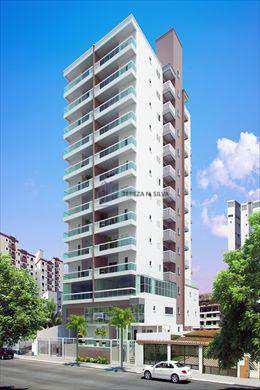 Apartamento, código 933 em Praia Grande, bairro Canto do Forte