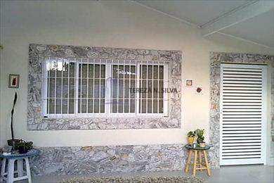 Casa, código 877 em Praia Grande, bairro Maracanã