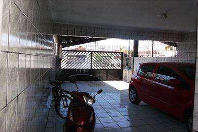 Casa, código 859 em Praia Grande, bairro Guilhermina
