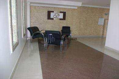 Apartamento, código 835 em Praia Grande, bairro Guilhermina