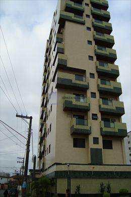 Apartamento, código 815 em Praia Grande, bairro Guilhermina