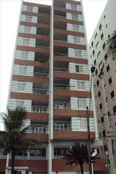 Apartamento, código 806 em Praia Grande, bairro Guilhermina