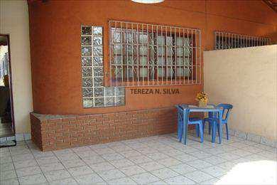 Casa, código 805 em Praia Grande, bairro Guilhermina