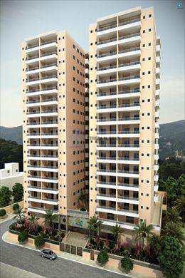 Apartamento, código 629 em Praia Grande, bairro Canto do Forte