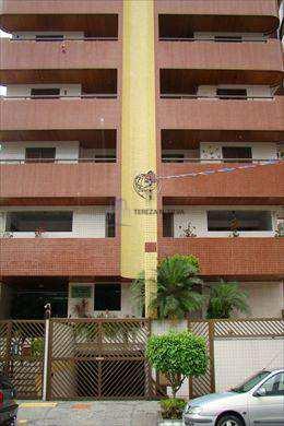 Apartamento, código 596 em Praia Grande, bairro Guilhermina