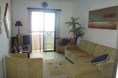 Apartamento, código 588 em Praia Grande, bairro Guilhermina