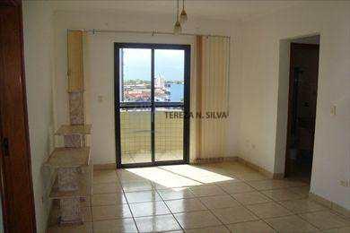 Apartamento, código 587 em Praia Grande, bairro Guilhermina