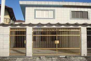 Casa, código 465 em Praia Grande, bairro Guilhermina