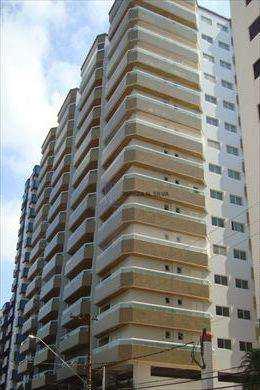 Apartamento, código 35 em Praia Grande, bairro Guilhermina