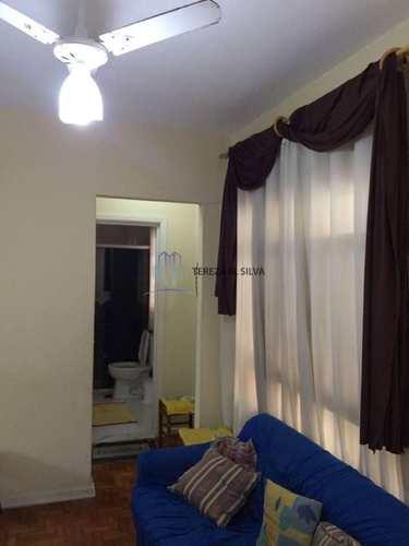 Apartamento, código 1214 em Praia Grande, bairro Guilhermina