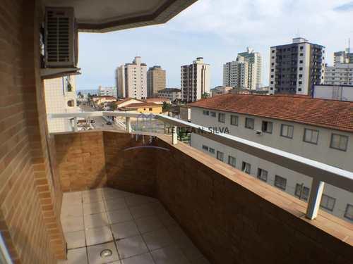 Apartamento, código 1223 em Praia Grande, bairro Guilhermina