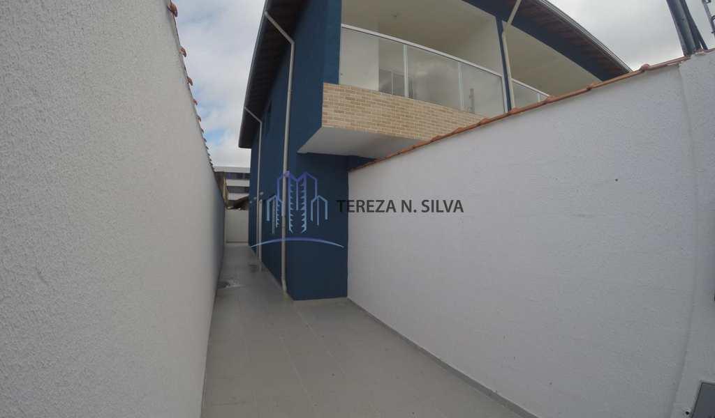 Casa em Praia Grande, bairro Ribeirópolis
