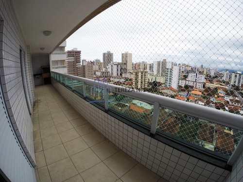 Apartamento, código 1232 em Praia Grande, bairro Guilhermina