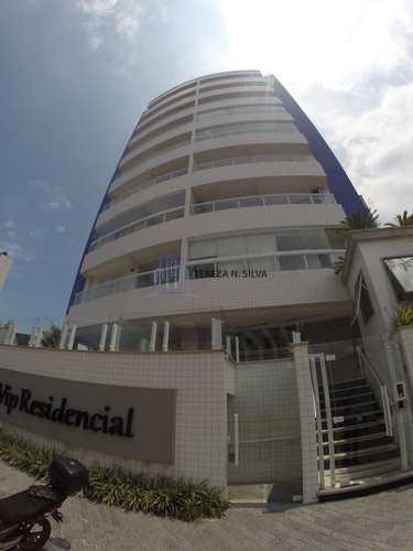 Apartamento, código 1239 em Praia Grande, bairro Aviação