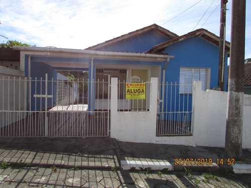Casa, código 410 em Pariquera-Açu, bairro Vila Bárbara
