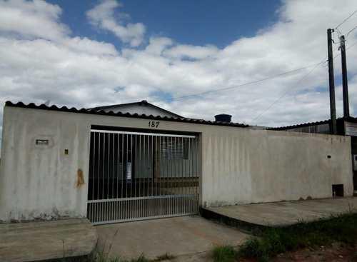 Casa, código 1033 em Pariquera-Açu, bairro Jardim São Carlos
