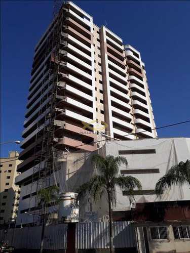 Apartamento, código 59661478 em Praia Grande, bairro Guilhermina