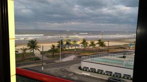 Apartamento, código 59130100 em Praia Grande, bairro Caiçara