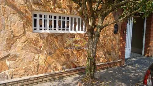 Sobrado, código 56889017 em Praia Grande, bairro Guilhermina