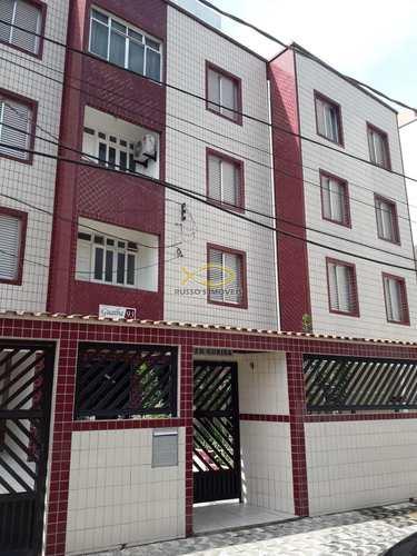 Apartamento, código 60018182 em Praia Grande, bairro Guilhermina