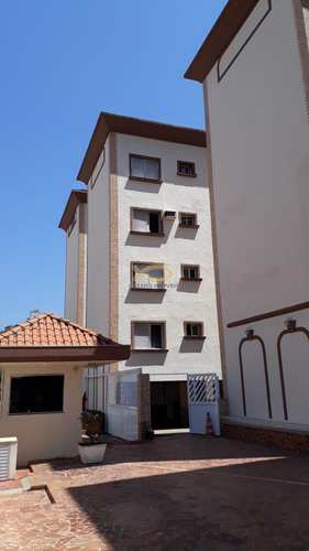 Apartamento, código 60018239 em Praia Grande, bairro Guilhermina