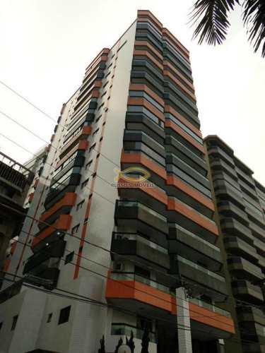 Apartamento, código 60018386 em Praia Grande, bairro Canto do Forte