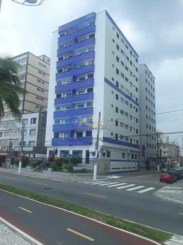 Apartamento, código 60018650 em Praia Grande, bairro Guilhermina