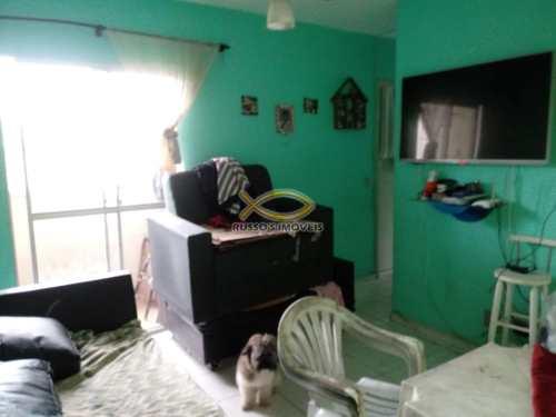 Apartamento, código 60018678 em Praia Grande, bairro Vila Sônia