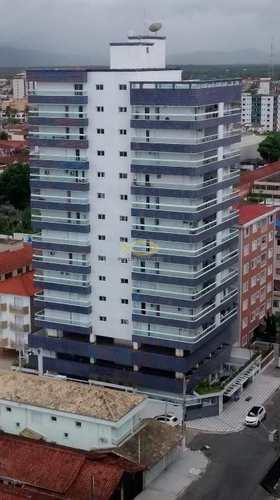 Apartamento, código 60018999 em Praia Grande, bairro Boqueirão
