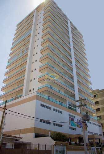 Apartamento, código 60019069 em Praia Grande, bairro Caiçara