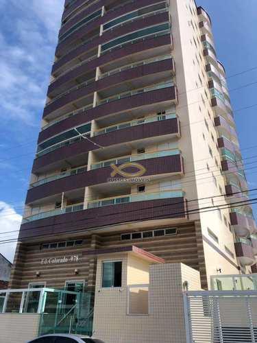 Apartamento, código 60019072 em Praia Grande, bairro Caiçara