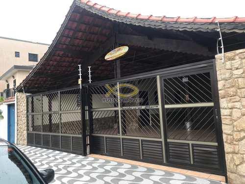 Casa de Condomínio, código 60019159 em Praia Grande, bairro Aviação