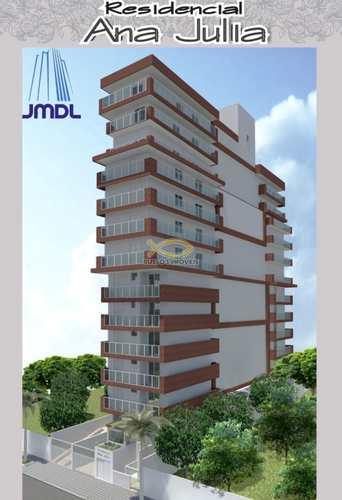 Apartamento, código 60019210 em Praia Grande, bairro Guilhermina