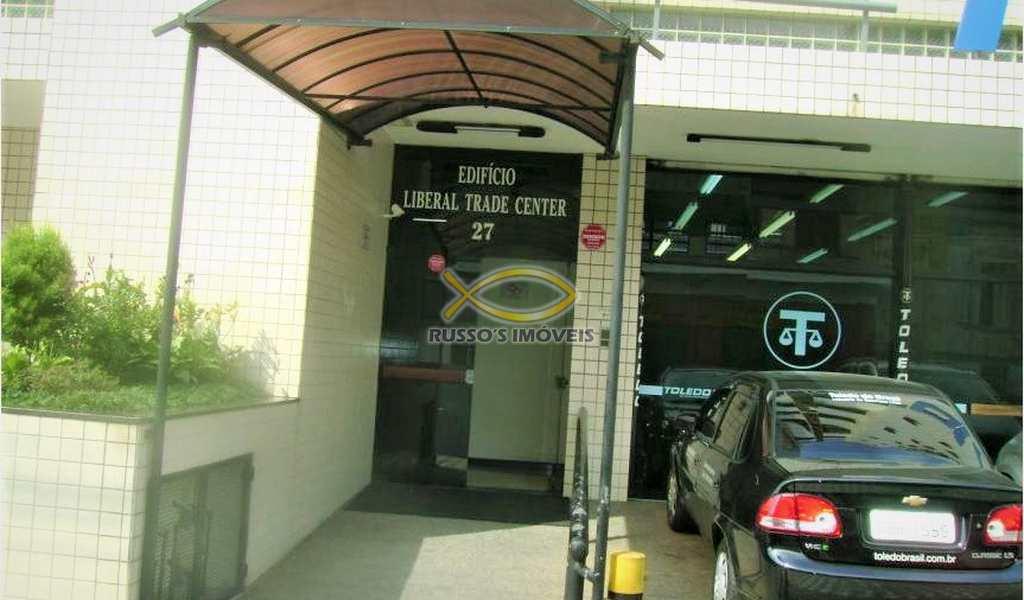 Sala Comercial em Santos, bairro Vila Mathias
