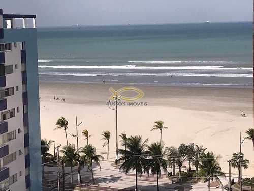 Apartamento, código 60019435 em Praia Grande, bairro Guilhermina