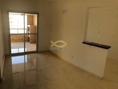 Apartamento, código 60019466 em Praia Grande, bairro Guilhermina