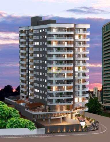 Apartamento, código 60019468 em Praia Grande, bairro Caiçara
