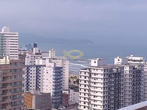 Cobertura, código 60019518 em Praia Grande, bairro Ocian