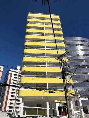 Apartamento, código 60019550 em Praia Grande, bairro Mirim