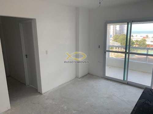 Apartamento, código 60019558 em Praia Grande, bairro Ocian