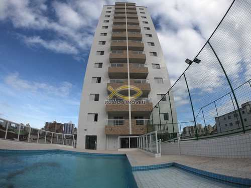 Apartamento, código 60019637 em Praia Grande, bairro Tupi