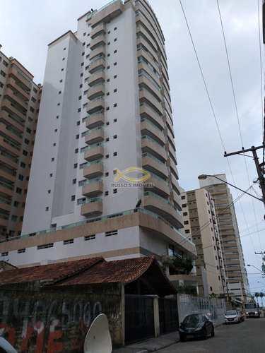 Apartamento, código 60019657 em Praia Grande, bairro Aviação