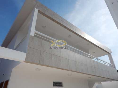 Casa de Condomínio, código 60019660 em Praia Grande, bairro Quietude