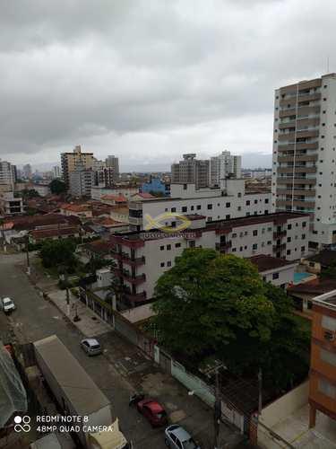 Apartamento, código 60019661 em Praia Grande, bairro Guilhermina