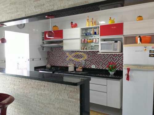 Apartamento, código 60019736 em Praia Grande, bairro Ocian