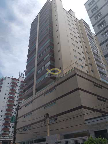 Apartamento, código 60019737 em Praia Grande, bairro Ocian