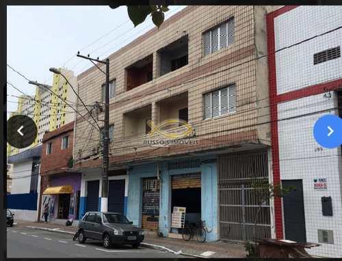 Apartamento, código 60019739 em Praia Grande, bairro Ocian
